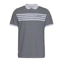 Peuterey Multi-stripes cotton polo shirt