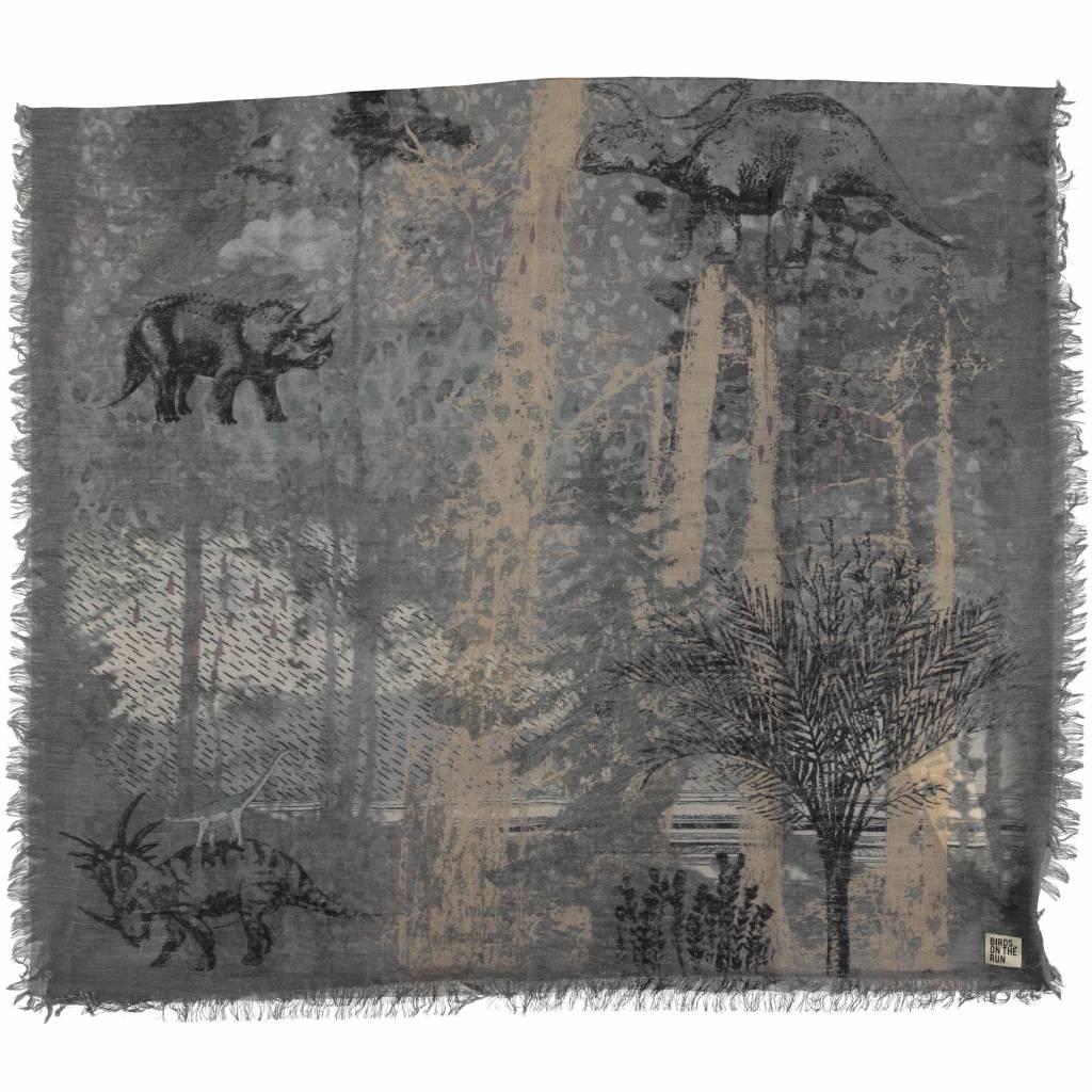 Wild woods green grey