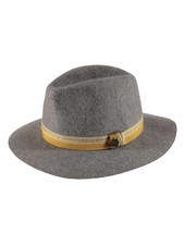 Fedora special ribbon trim