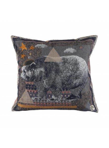 Cushion Cover Funky bear