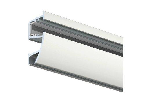 Artiteq Combi Rail Pro Light schilderij ophangsysteem met verlichting, lengtes van 2 of 3 meter