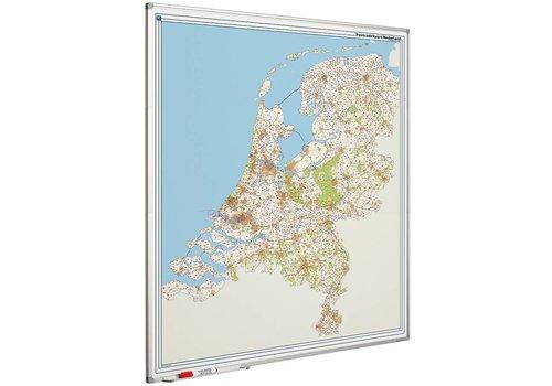 Postcode kaart Nederland