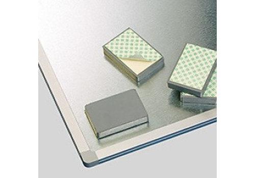 Whiteboard blokmagneten