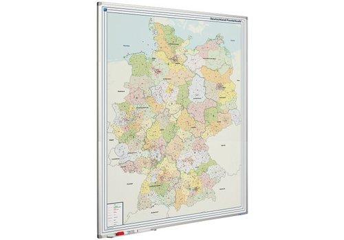 Landkaart van Duitsland
