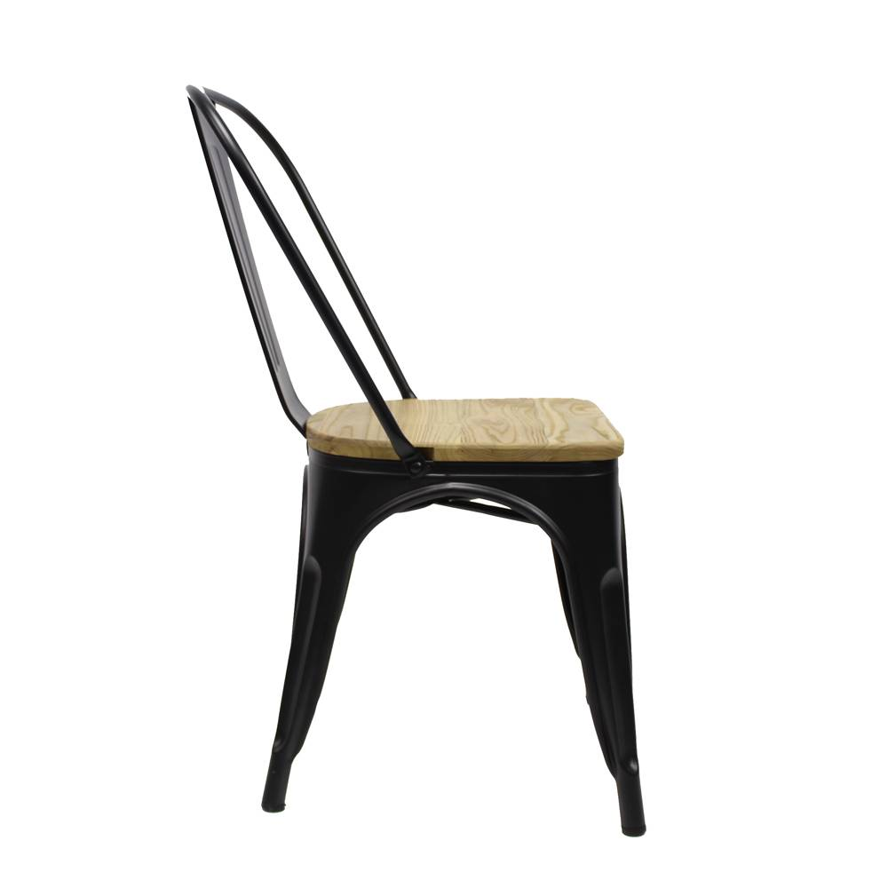 product in stock of tolix pauchard factory chair presentation chrome catalog metal xavier