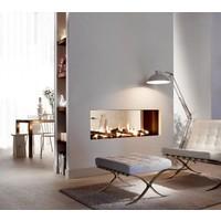 Barcelona Ottoman White - Premium Leather