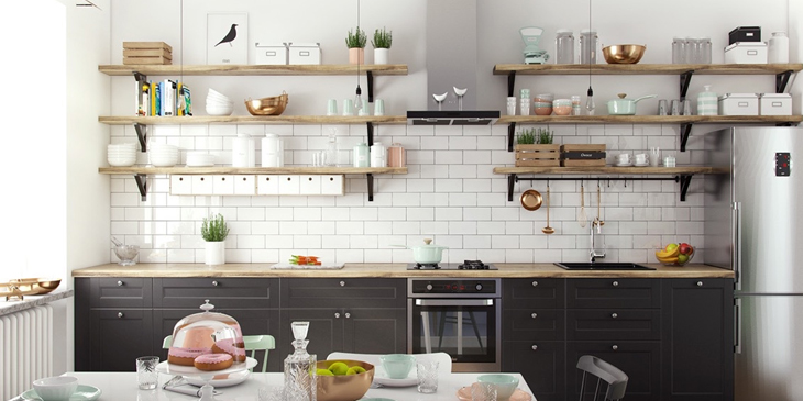 Scandinavian Kitchen interior design