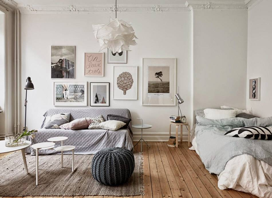 15 furnishing tips for a small home or appartment