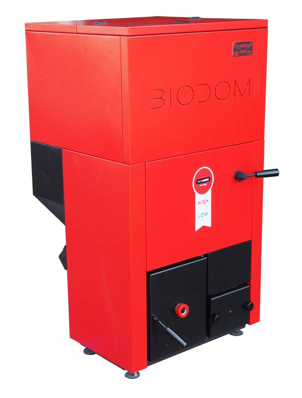 Biodom Biodom LX Pelletketel 23,7Kw