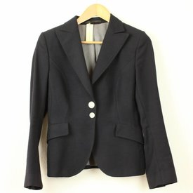 CAFE COSTUME DONKERBLAUWE BLAZER l CAFE COSTUME | maat S