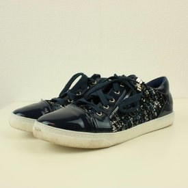 IDEAL SHOES BLAUWE SNEAKERS   IDEAL SHOES   maat 41