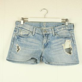 7 FOR ALL MANKIND JEANSSHORT | 7 FOR ALL MANKIND | maat 26