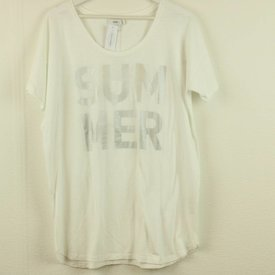 CLOSED WITTE T-SHIRT SUMMER | CLOSED | maat S