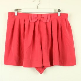 NEW LOOK ROZE SHORT MET STRIK | NEW LOOK | maat XL