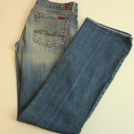 7 FOR ALL MANKIND JEANSBROEK FLARED LEG | 7 FOR ALL MANKIND | maat 28/32