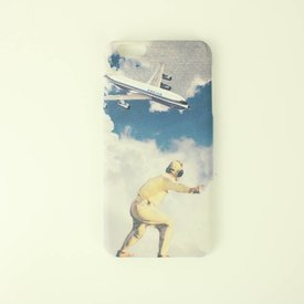 Antwerp Avenue Geprinte iPhone 6 Plus Case  | Antwerp Avenue | maat iPhone 6 Plus