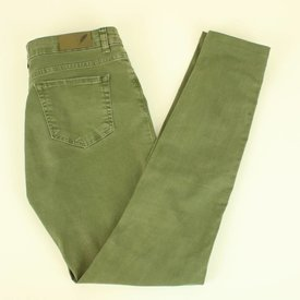 COSTES GROENE JEANS | COSTES | maat M