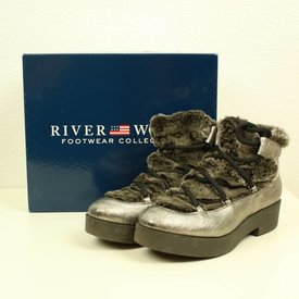 RIVER WOODS ZILVEREN WINTERBOOTS | RIVER WOODS | maat