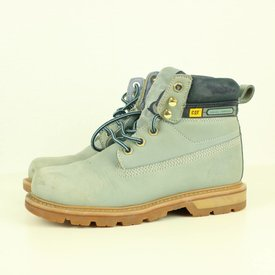CAT LICHTBLAUWE VETERBOOTS | CAT | maat 40