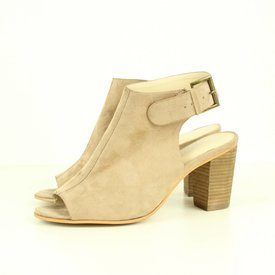 LIMITED NUDE SANDALEN | LIMITED | maat 39,5