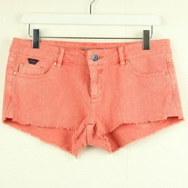 PULL & BEAR ROZE SHORT | PULL & BEAR | maat 36