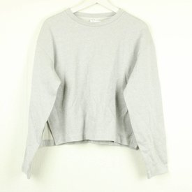 &OTHER STORIES GRIJZE CROP SWEATER | & OTHER STORIES | maat 38