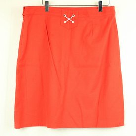 WHO'S THAT GIRL  ORANJE/RODE ROK | WHO'S THAT GIRL | maat XL
