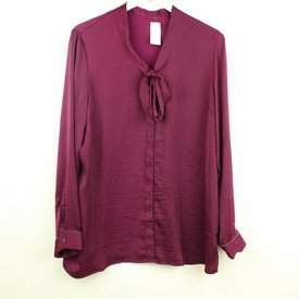 PAARSE BLOUSE | maat XL