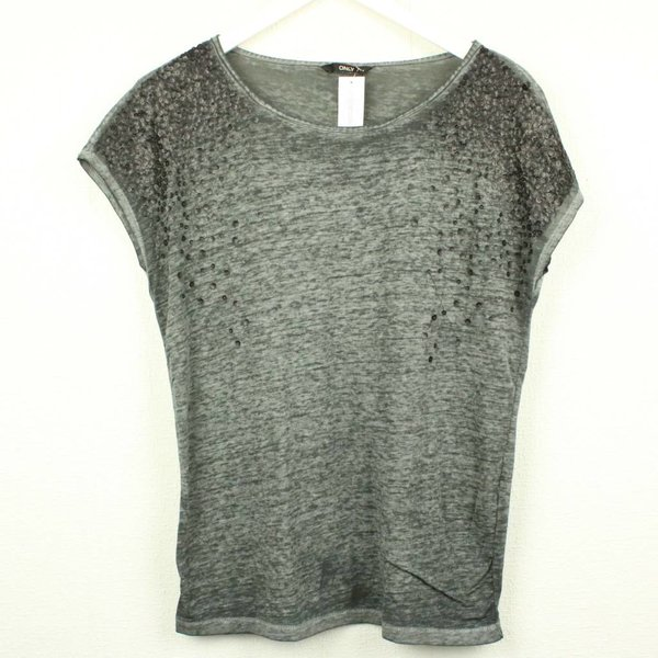 ONLY GROENE TOP | ONLY | maat M