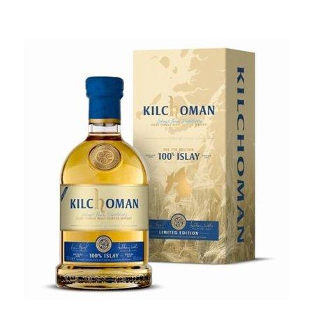 Kilchoman Distillery Kilchoman 100% Islay 7th Ed. 50°