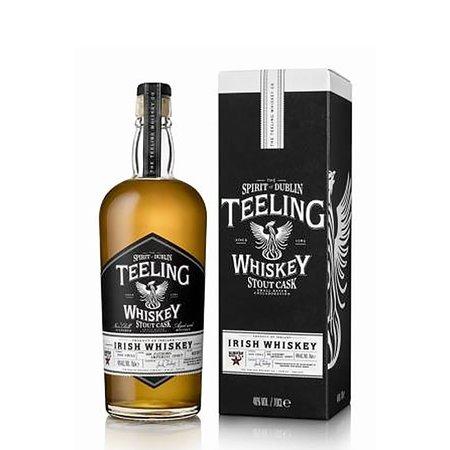 The Teeling Whisky Co Teeling Stout Cask 46%