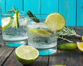 Lekker zomerse gins