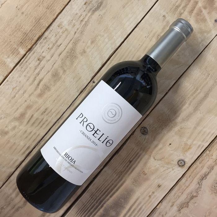 Bodegas Proelio Bodegas Proelio Crianza Rioja 2014
