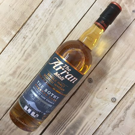 Arran 2ND Arran Quarter Cask Bothy 55,2°
