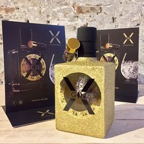 X-GIN X-Mas Edition Gold 44% 50cl