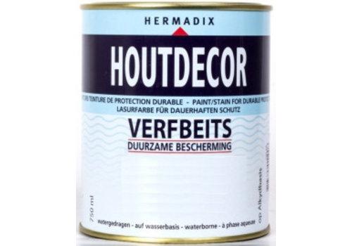 Hermadix Houtdecor Verfbeits 0,75 liter