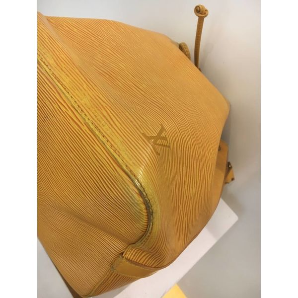 Louis Vuitton Noe Petit Epi gelb