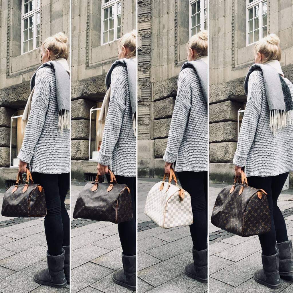 Louis Vuitton Speedy - die kleine Schwester der Keepall