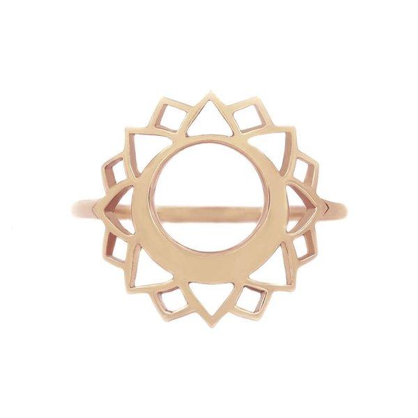 Medium chakra ring Communication/Vishuddha