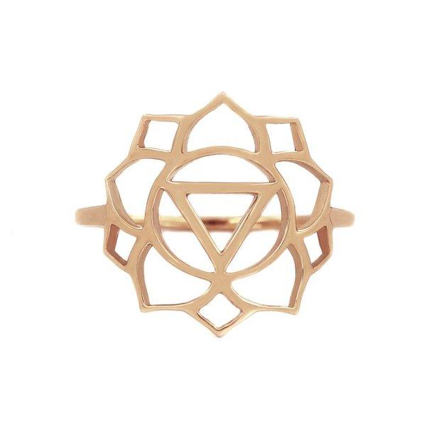 Medium chakra ring Confidence/Manipura