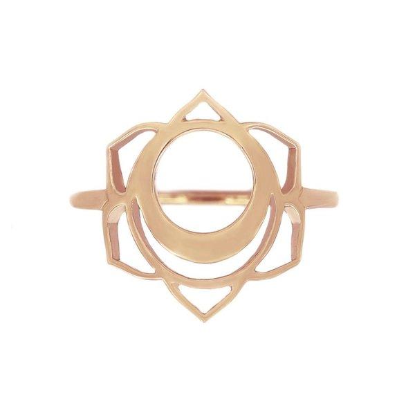 Medium chakra ring Creativity/Svadistha