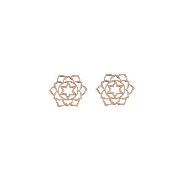 Anahata Stud Earrings