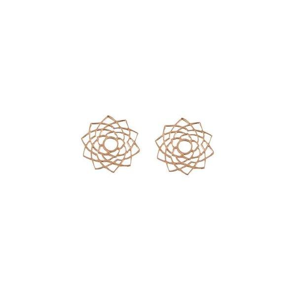 Sahasrara Stud Earrings