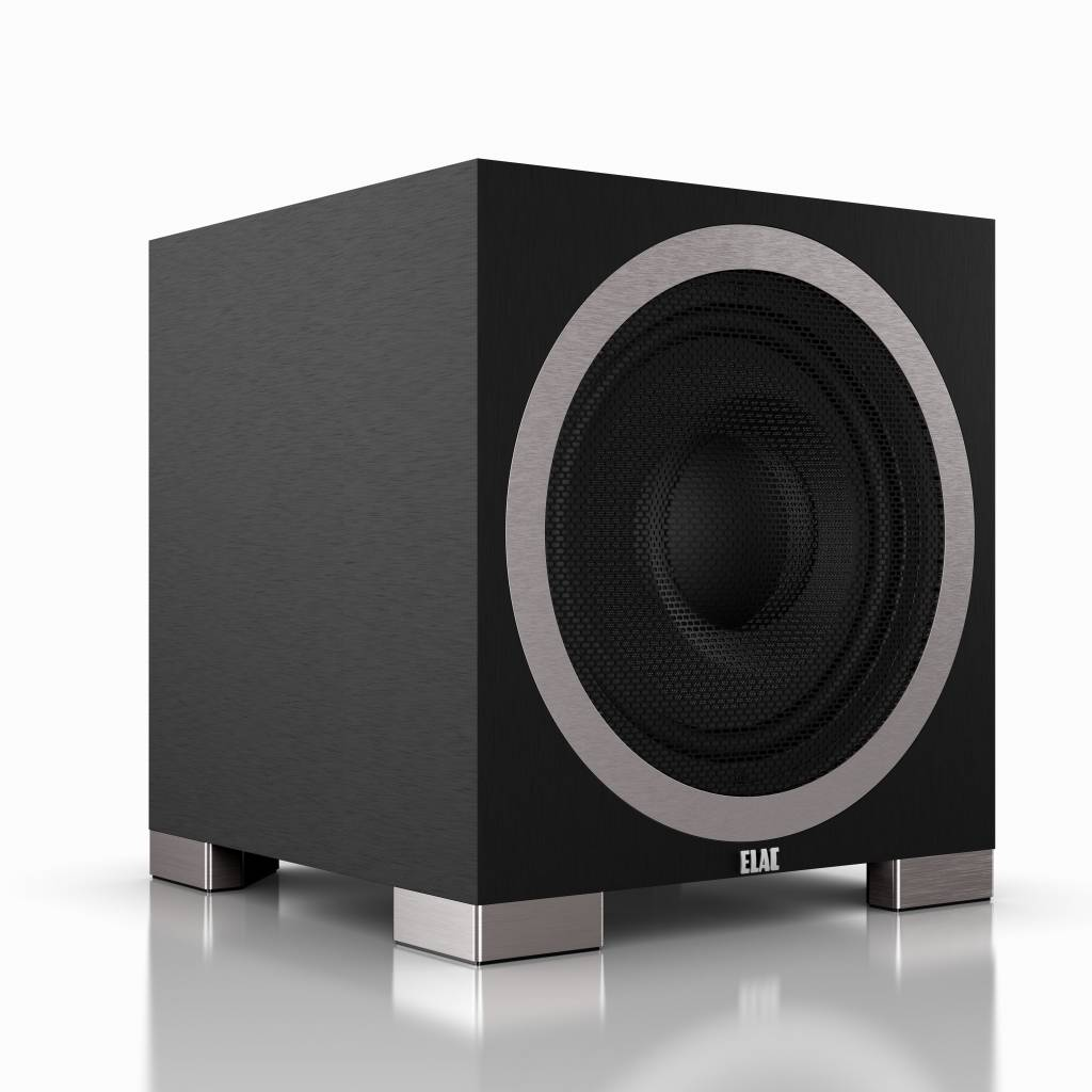 Audio Innovations AI-1203-ESV 2.1 speaker set (AI speakers, Elac subwoofer, Elac amplifier)