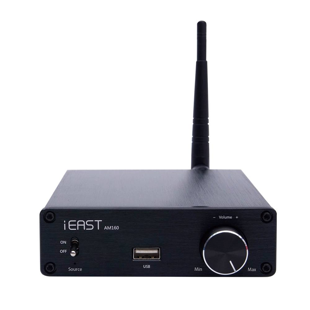 iEATS iEAST StreamAmp AM160 Wireless Multi-Room Stereo Amplifier