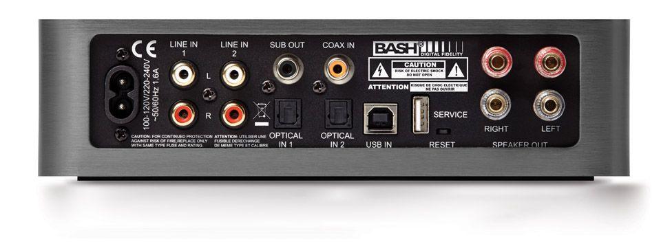 Elac Elac EA101EQ-G versterker