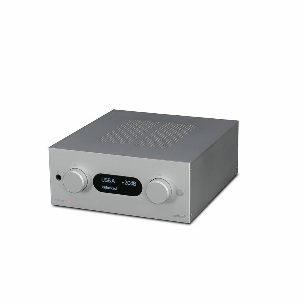 Audiolab AudioLab M-ONE amplifier