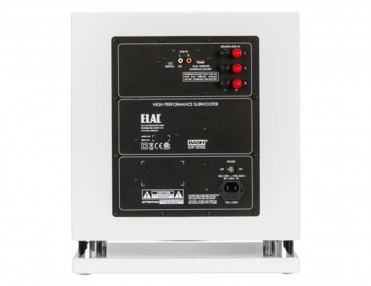 Elac SUB 2050 Subwoofer met APP control