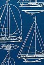 "RUG COL51 7'6""X9'6"" Insignia Blue Cloud Cream COASTAL LAGOON BLUEPRINT"