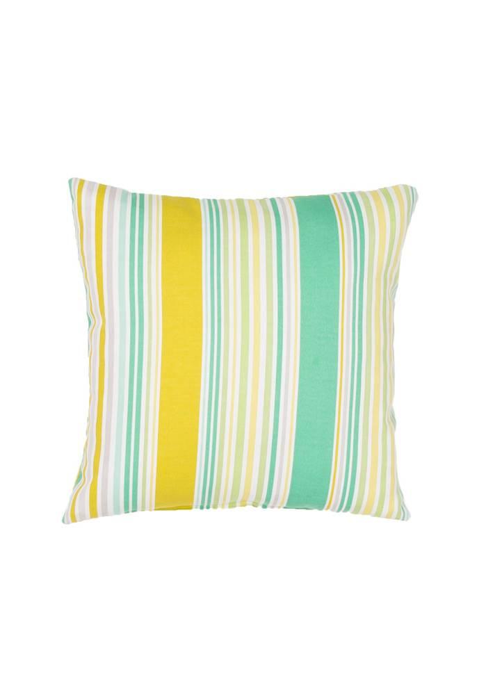 "Pillow I-O VER80 18""X18"" Pl_Prefill Wild Lime Winter Green Veranda ODL Deck Chair"